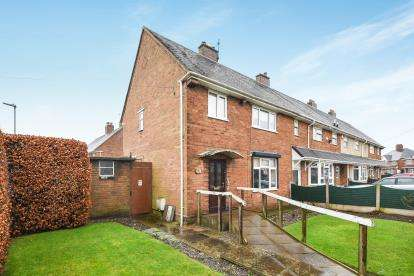 3 Bedrooms Terraced House for sale in Beddows Road, Walsall, West Midlands