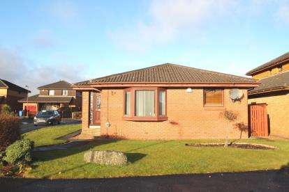 2 Bedrooms Bungalow for sale in Bankton Way, Livingston