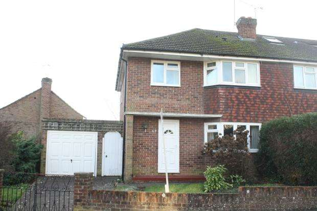 3 Bedrooms Semi Detached House for sale in St. Johns, Woking, Surrey