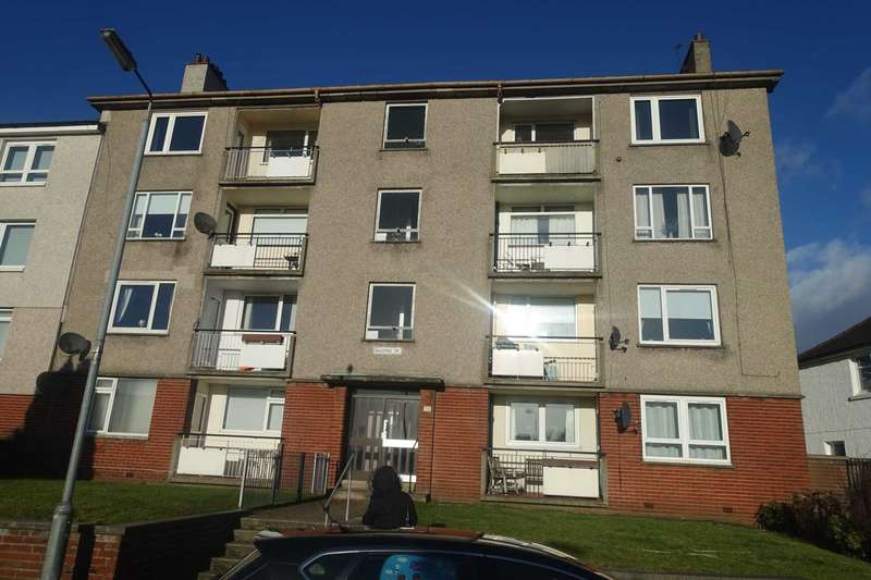 2 Bedrooms Flat for rent in Balerno Drive, Glasgow