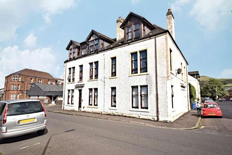 1 Bedroom Apartment Flat for sale in Brisbane Road , Largs, Ayrshire, KA30 8LF