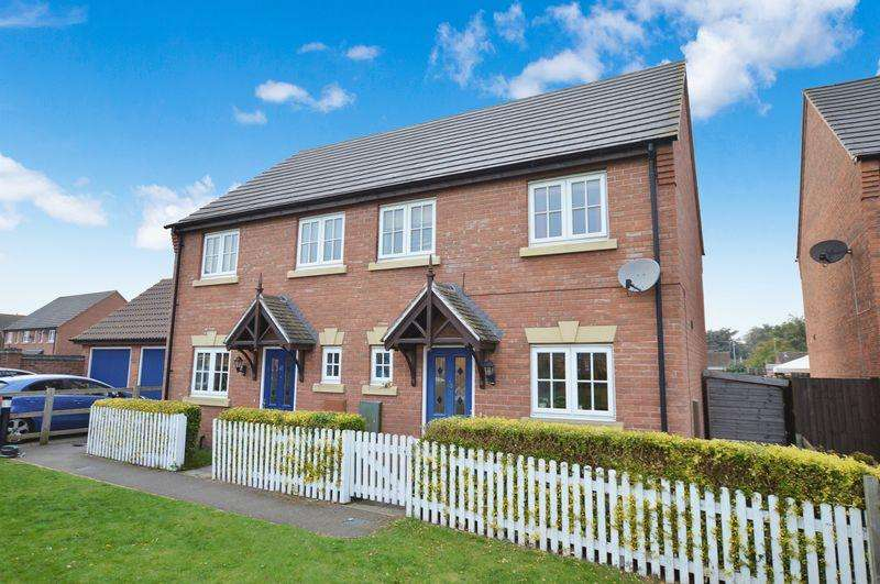 3 Bedrooms Semi Detached House for sale in 43 Kings Manor, Coningsby