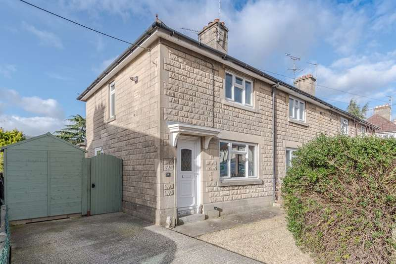 2 Bedrooms End Of Terrace House for sale in Marshall Street, Chippenham