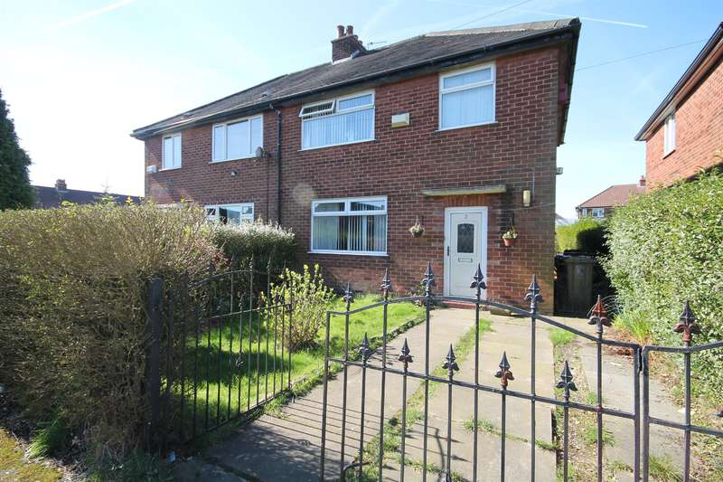 3 Bedrooms Semi Detached House for sale in Devoke Grove, Farnworth, Bolton, BL4 0PU