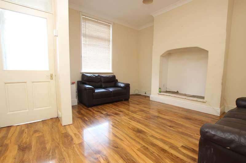 2 Bedrooms Terraced House for sale in Parkinson Street Blackburn BB2 4ET