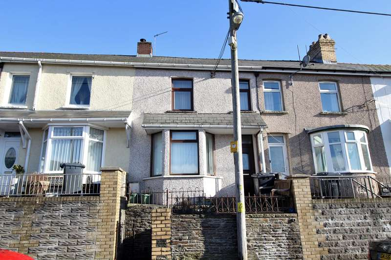 3 Bedrooms Terraced House for sale in Brynithel, Abertillery, NP13