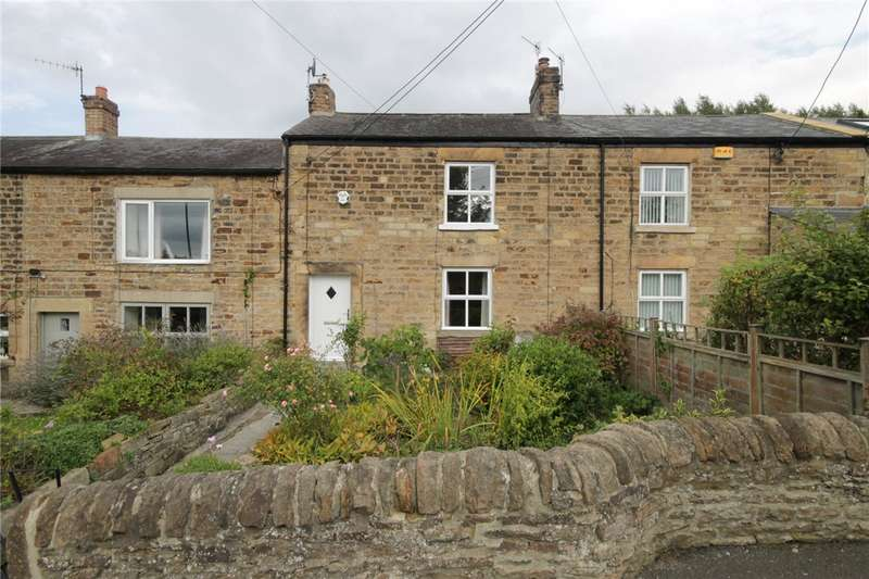 2 Bedrooms Terraced House for sale in Cutlers Hall Road, Shotley Bridge, Consett, DH8