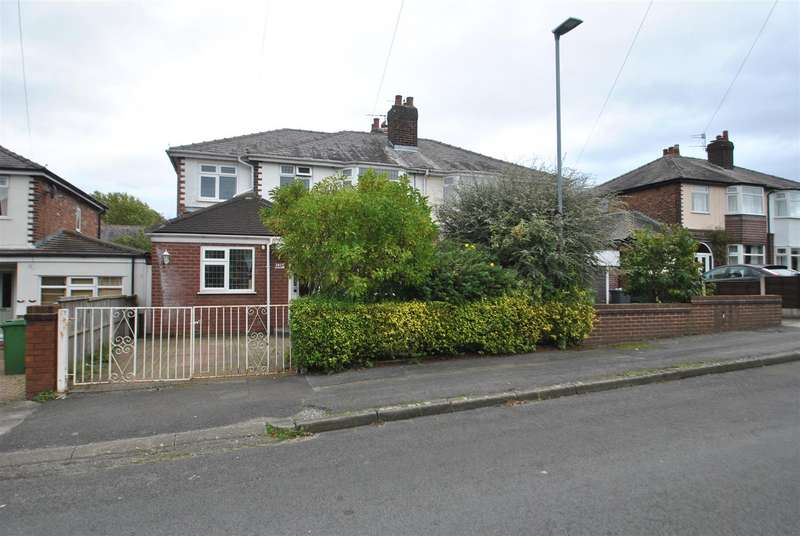 5 Bedrooms Semi Detached House for sale in Euclid Avenue, Grappenhall, Warrington, WA4