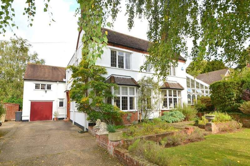 4 Bedrooms Detached House for sale in St. Edmunds Road, Ipswich, IP1 3QT