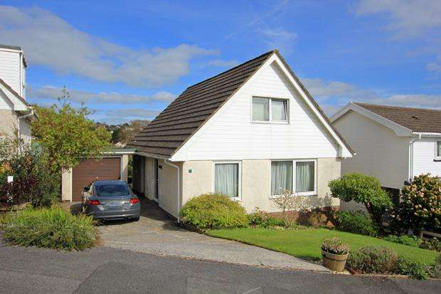 3 Bedrooms Detached House for sale in Parc Y Delyn, Carmarthen, Carmarthenshire