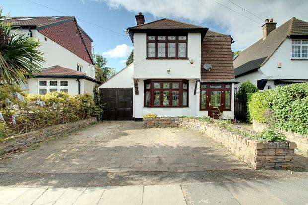 3 Bedrooms Detached House for sale in Shaftesbury Avenue Shaftesbury Avenue, Southall, UB2