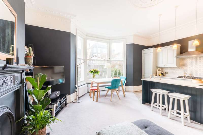 3 Bedrooms Flat for sale in Hartham Road, Islington, N7