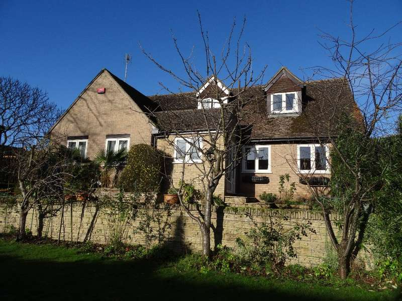 4 Bedrooms Detached House for sale in HIGH STREET, ODELL