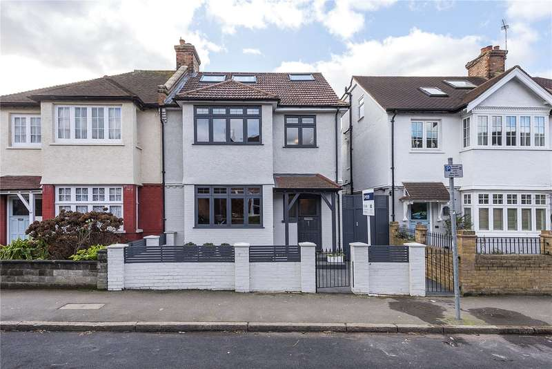 5 Bedrooms Semi Detached House for sale in Homersham Road, Kingston upon Thames, KT1