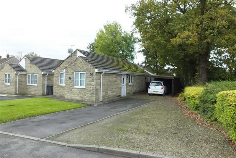 2 Bedrooms Detached Bungalow for sale in White Leys Close, Salterforth, Lancashire, BB18