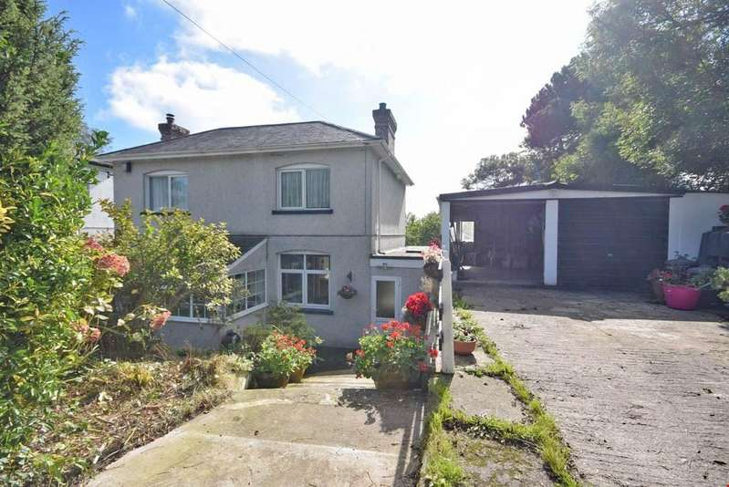 4 Bedrooms Detached House for sale in Shepherds, St Newlyn East, Newquay, Cornwall, TR8