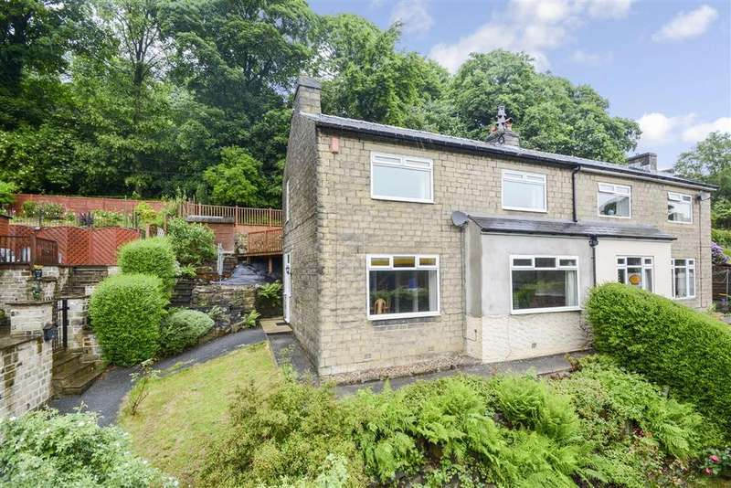 3 Bedrooms Semi Detached House for sale in Rochdale Road, Halifax