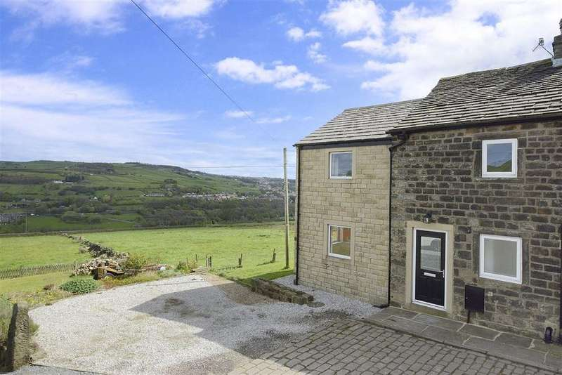 3 Bedrooms Semi Detached House for sale in Off Dob Lane, Halifax
