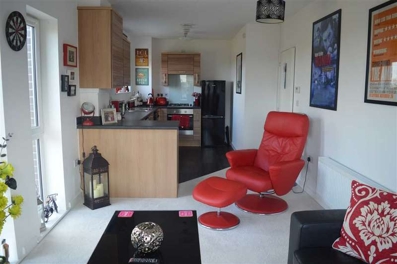 1 Bedroom Apartment Flat for sale in Star Star Mansions, Sympathy Vale, Dartford