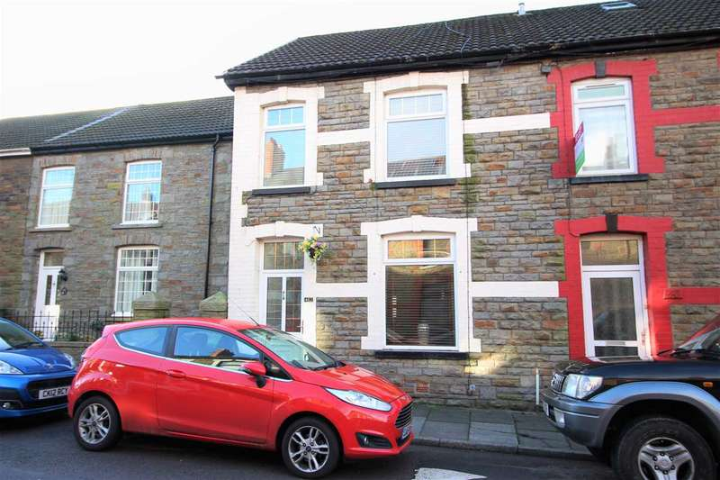 3 Bedrooms End Of Terrace House for sale in Pretoria Road, Tonyrefail