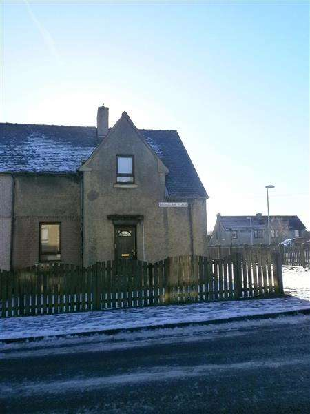 2 Bedrooms Semi Detached House for rent in Badallan Place, Fauldhouse