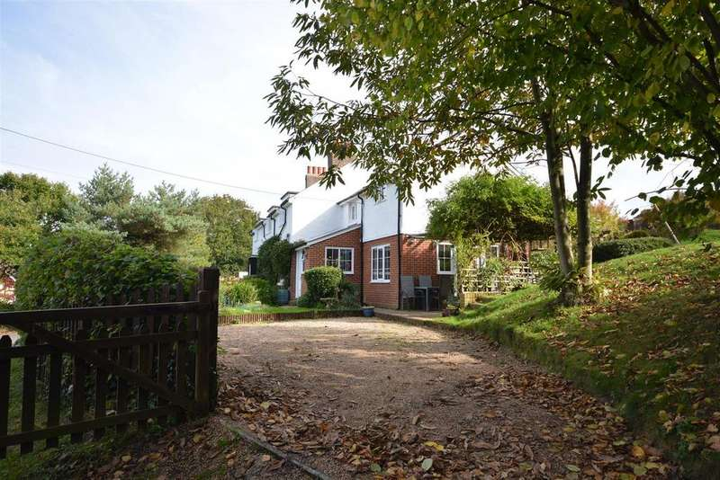 3 Bedrooms Semi Detached House for sale in Sprays Lane, Sedlescombe