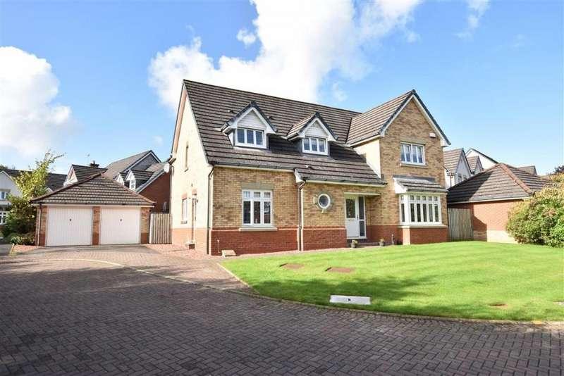4 Bedrooms Detached Villa House for sale in 11 Doonview Wynd, Doonfoot, KA7 4HY