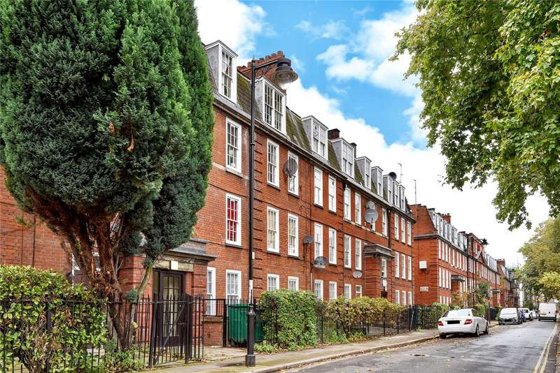 1 Bedroom Flat for sale in Halton Mansions, Halton Road, Islington, London, N1