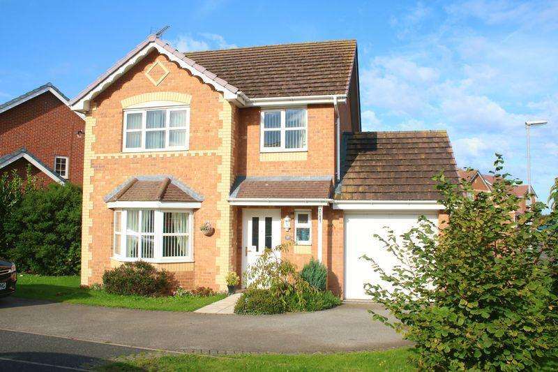3 Bedrooms Detached House for sale in Parc Morfa, Kinmel Bay