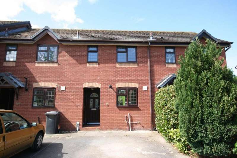 2 Bedrooms Town House for sale in 33 Doctor Garretts Drive, Conwy, LL32 8GZ