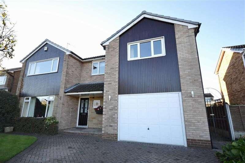 4 Bedrooms Detached House for sale in Arran Court, Garforth, Leeds, LS25