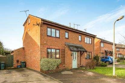 4 Bedrooms Semi Detached House for sale in Quarry Close, Bloxham, Banbury, Oxfordshire
