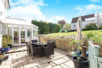 4 Bedrooms Detached House for sale in Ffordd Triban, Colwyn Bay, Conwy, LL28