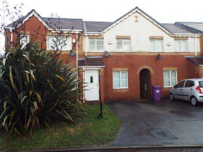 2 Bedrooms Terraced House for sale in Devilla Close, Liverpool, Merseyside, England, L14