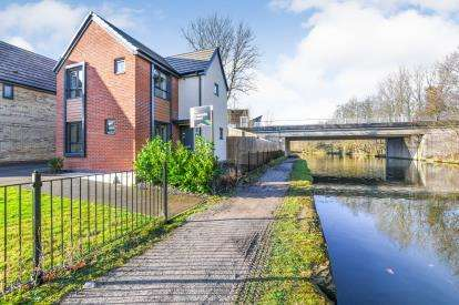 3 Bedrooms Detached House for sale in Knott Mill Way, Castlefields, Runcorn, Cheshire, WA7