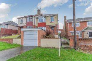 3 Bedrooms Semi Detached House for sale in Watling Street, Rochester