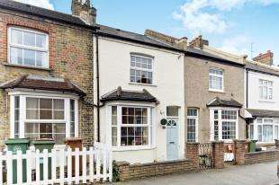2 Bedrooms Terraced House for sale in Warwick Road, Sutton, Surrey, Greater London