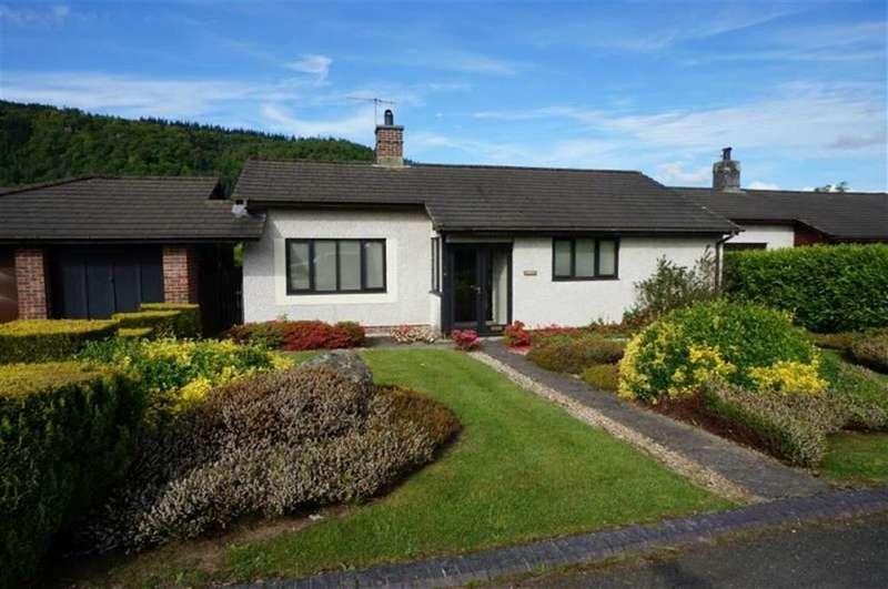 2 Bedrooms Detached Bungalow for sale in Llys Y Wennol, Llanrwst, Conwy
