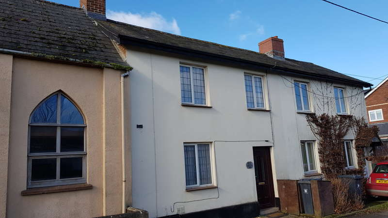 2 Bedrooms Terraced House for sale in Feniton