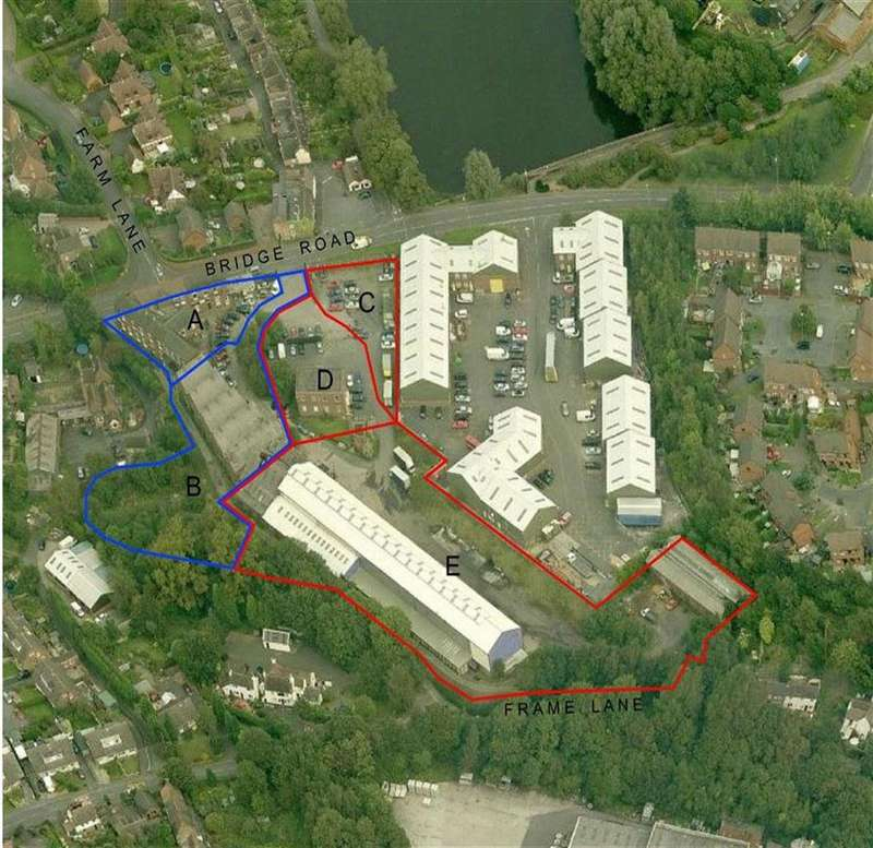 Land Commercial for sale in Bridge Road, Telford, TF4