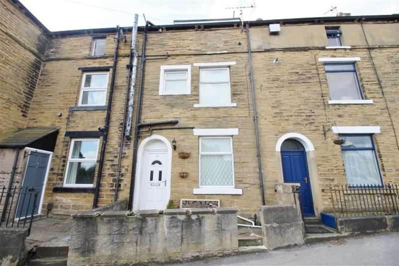 2 Bedrooms Terraced House for sale in The Lanes, Pudsey, LS28 7AQ