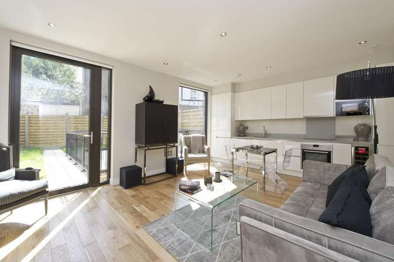 3 Bedrooms Duplex Flat for sale in Elgin Avenue, Maida Vale W9