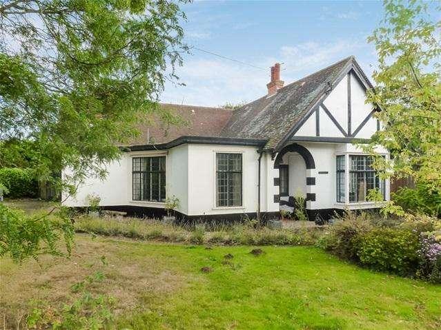 4 Bedrooms Bungalow for sale in Melton Road, Melton, Woodbridge