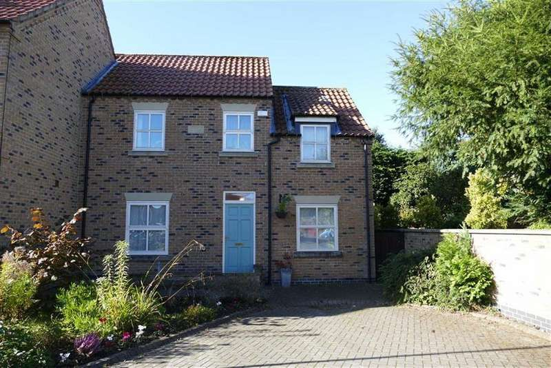 3 Bedrooms End Of Terrace House for sale in Galegate Mews, North Newbald