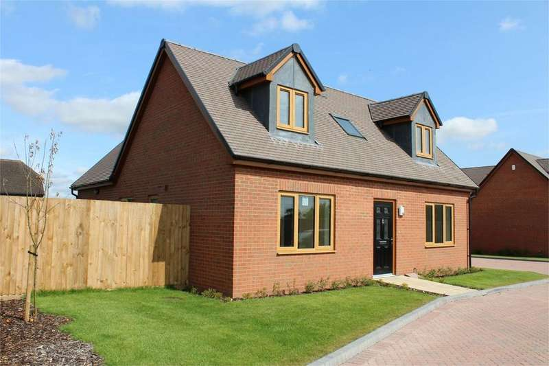 4 Bedrooms Detached House for sale in Littles Close, Upper Caldecote, Biggleswade, SG18