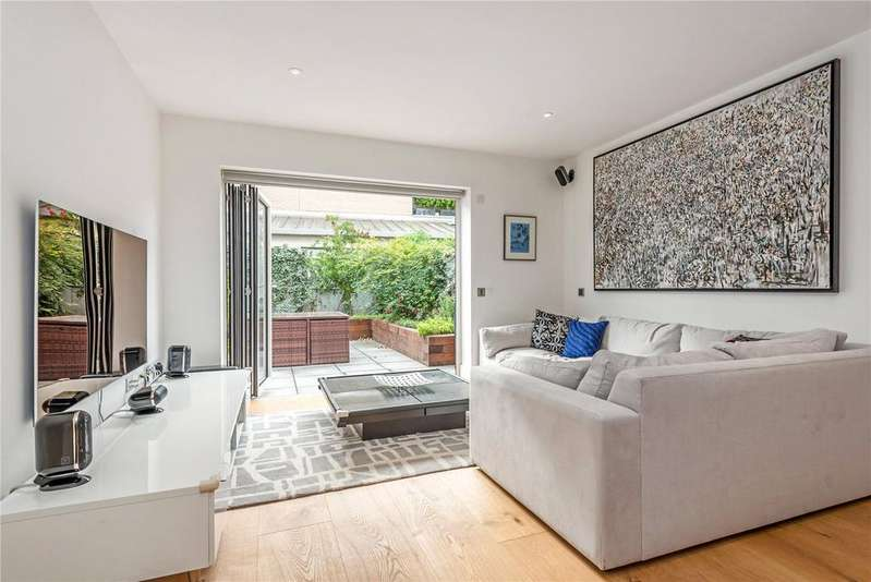 5 Bedrooms Terraced House for sale in Gillespie Road, Highbury, London, N5