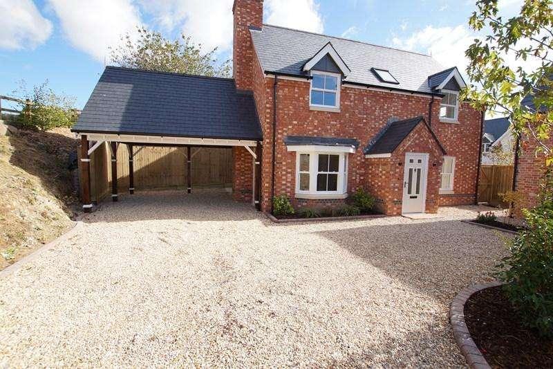 4 Bedrooms Detached House for sale in School Lane, Pimperne, Blandford Forum