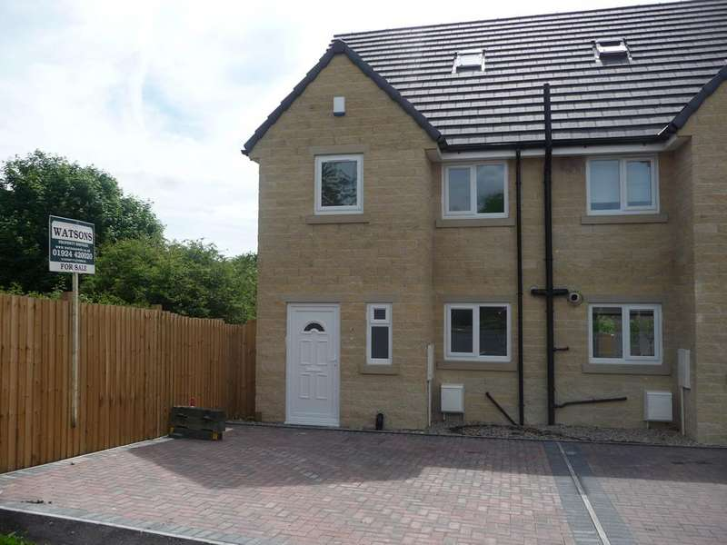 4 Bedrooms Town House for sale in Raikes Lane, Birstall, WF17 9QU