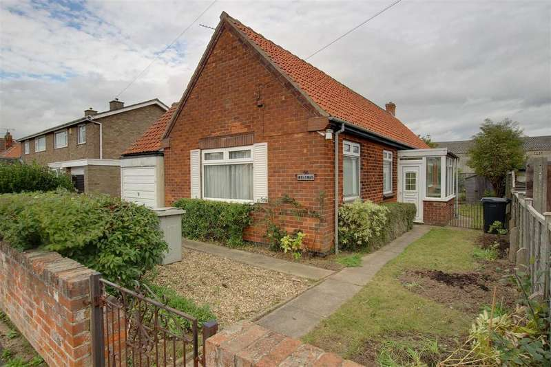 2 Bedrooms Detached Bungalow for sale in George Street, Mablethorpe