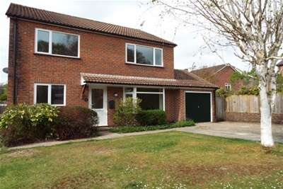 4 Bedrooms Detached House for rent in East Wellow